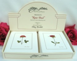 Box of 24 Rose Note Cards