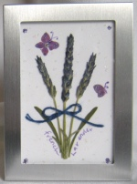 French Lavender Victorian Miniature